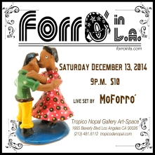 End-of-the-year Forró Party!
